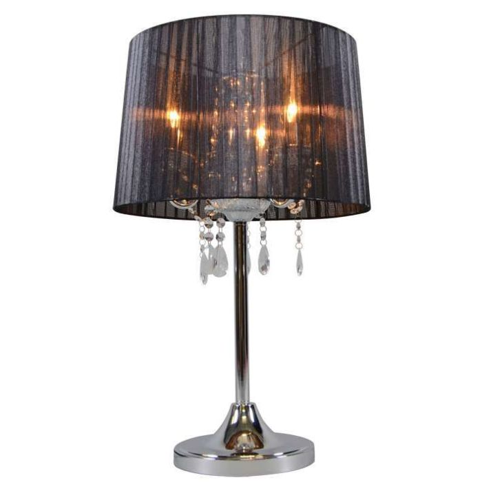 Klassisk-bordlampa-krom-med-svart-skugga---Ann-Kathrin-3