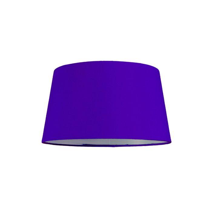 Lampskärm-'30cm-R-SU-E27'-Nej-lila/tyg-Passande-för-LED