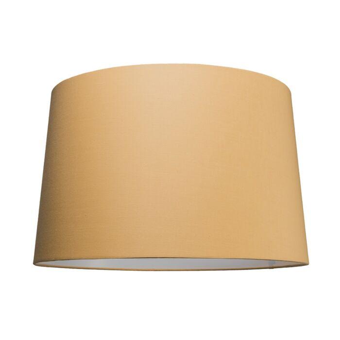 Lampskärm-'50cm-R-SU-E27'-Nej-beige/tyg-Passande-för-LED