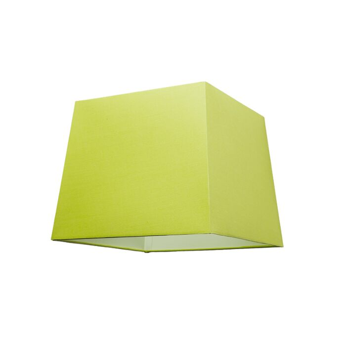Lampskärm-'30cm-Q-SU-E27'-Nej-grön/tyg-Passande-för-LED
