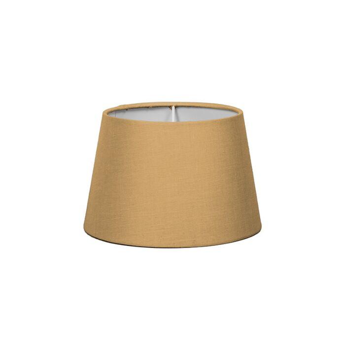 Lampskärm-'18cm-R-SD-E27'-Nej-beige/tyg-Passande-för-LED