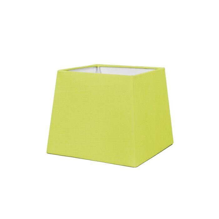 Lampskärm-'18cm-Q-SD-E27'-Nej-grön/tyg-Passande-för-LED