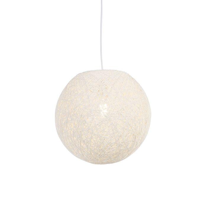 Landshängande-lampa-vit-35-cm---Corda