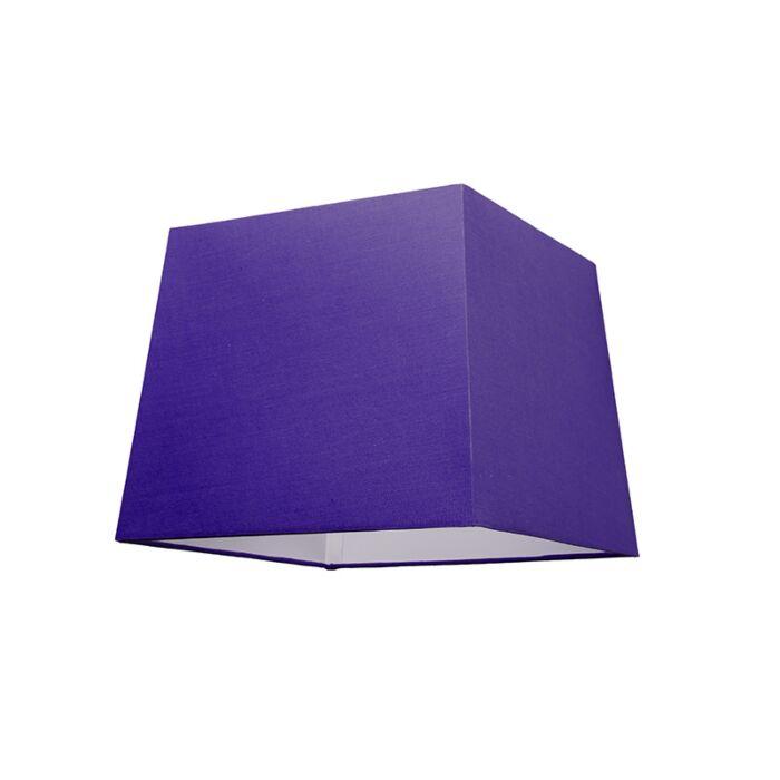 Lampskärm-'30cm-Q-SU-E27'-Nej-lila/tyg-Passande-för-LED