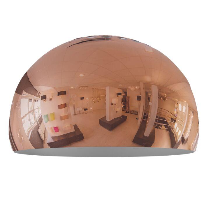 Lampskärm-'Globe-33'-Moderna-koppar--