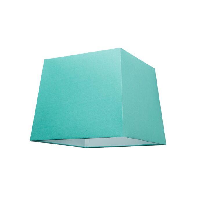 Lampskärm-'30cm-Q-SU-E27'-Nej-turkos/tyg-Passande-för-LED