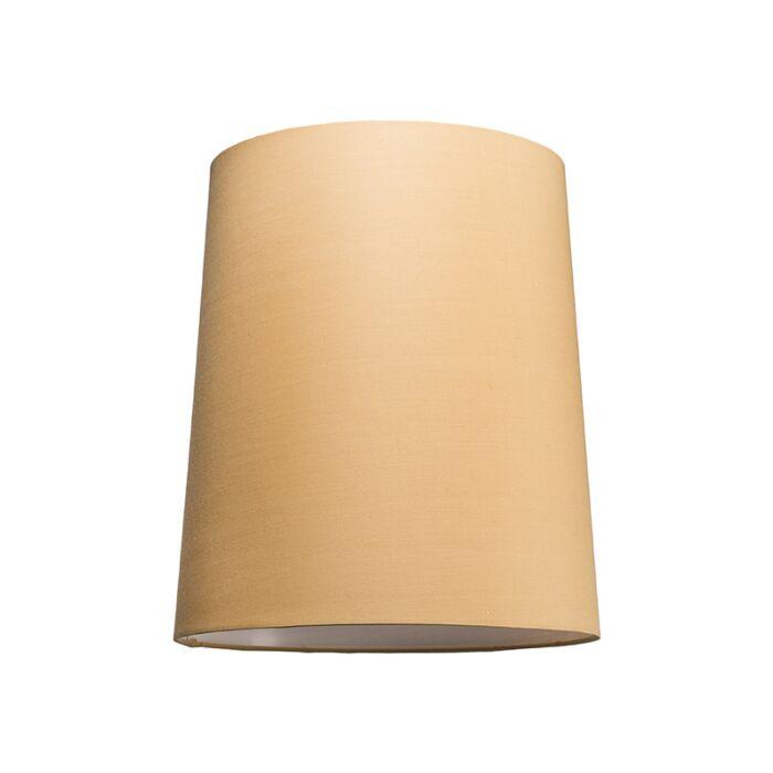 Lampskärm-'35cm-R-SU-E27'-Nej-beige/tyg-Passande-för-LED