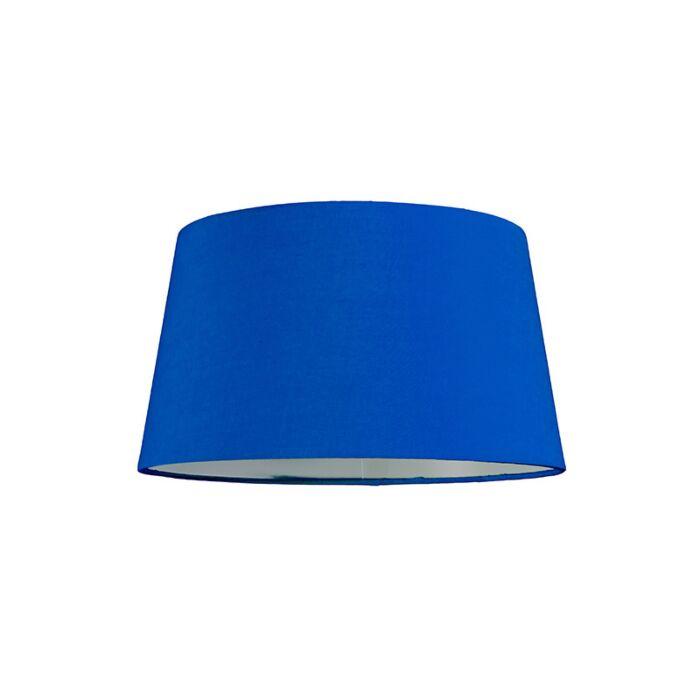 Lampskärm-'30/17/25-R-SU-E27'-Nej-blå/tyg-Passande-för-LED