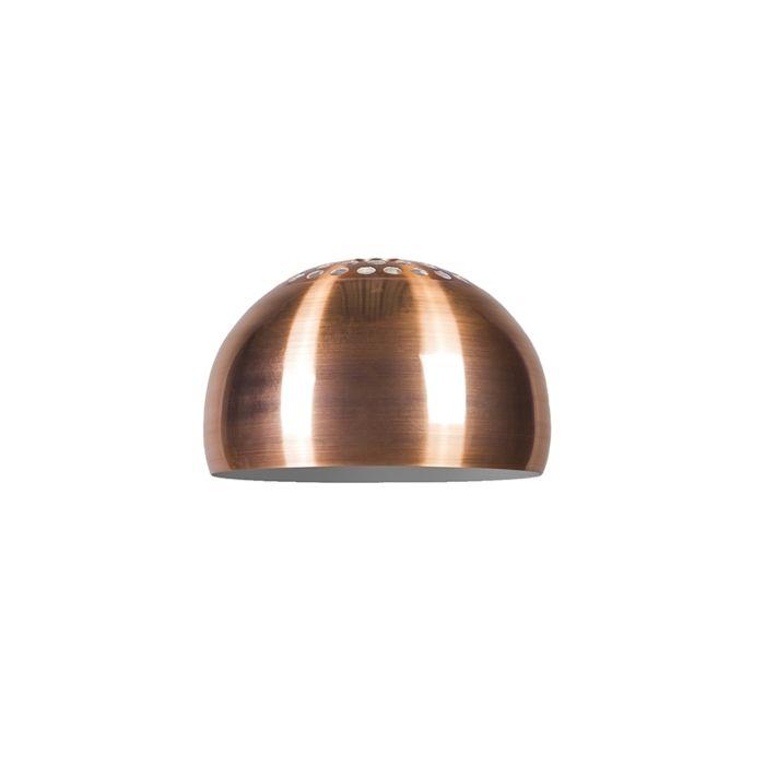 Lampskärm-'globe-33'-Nej-koppar--