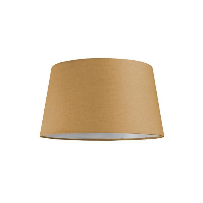 Lampskärm-'30cm-R-SU-E27'-Nej-beige/tyg-Passande-för-LED