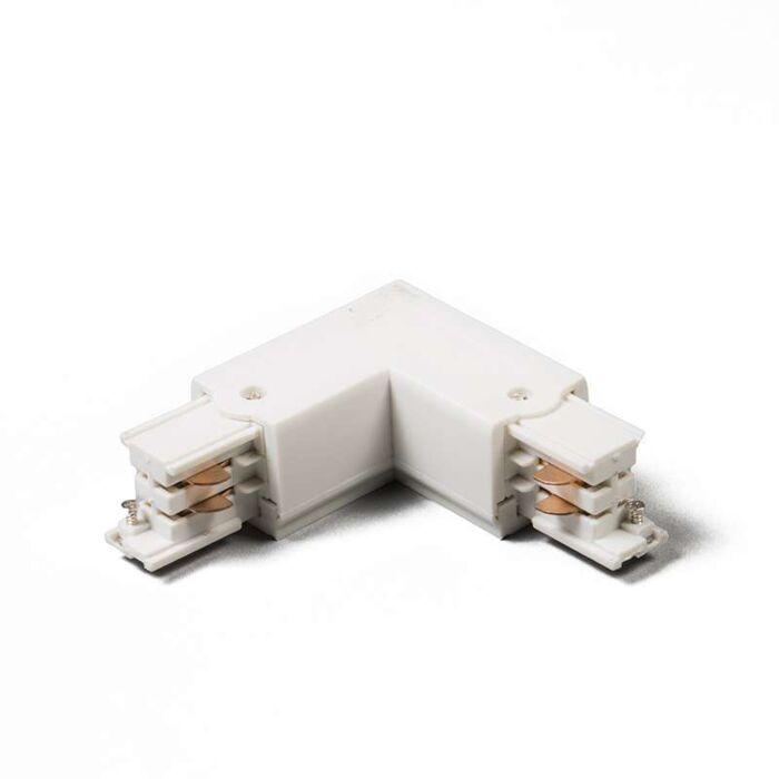3-fas-samlingsskena-kontakt-'LR'-Moderna-vit/polyester-Inomhus