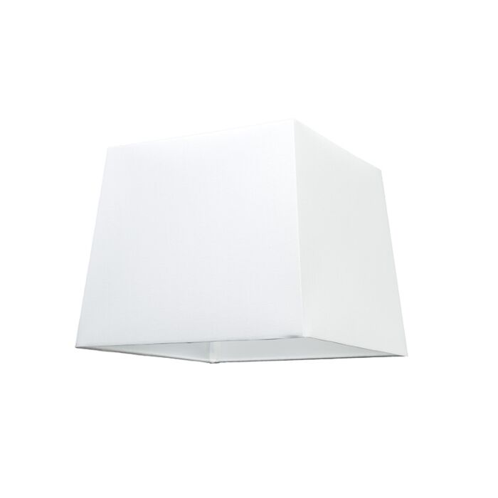 Lampskärm-'30cm-Q-SU-E27'-Nej-vit/tyg-Passande-för-LED