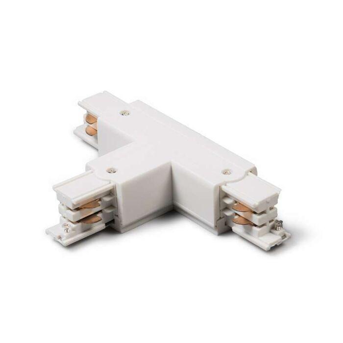 3-fas-samlingsskena-kontakt-'TRB'-Moderna-vit/polyester-Inomhus