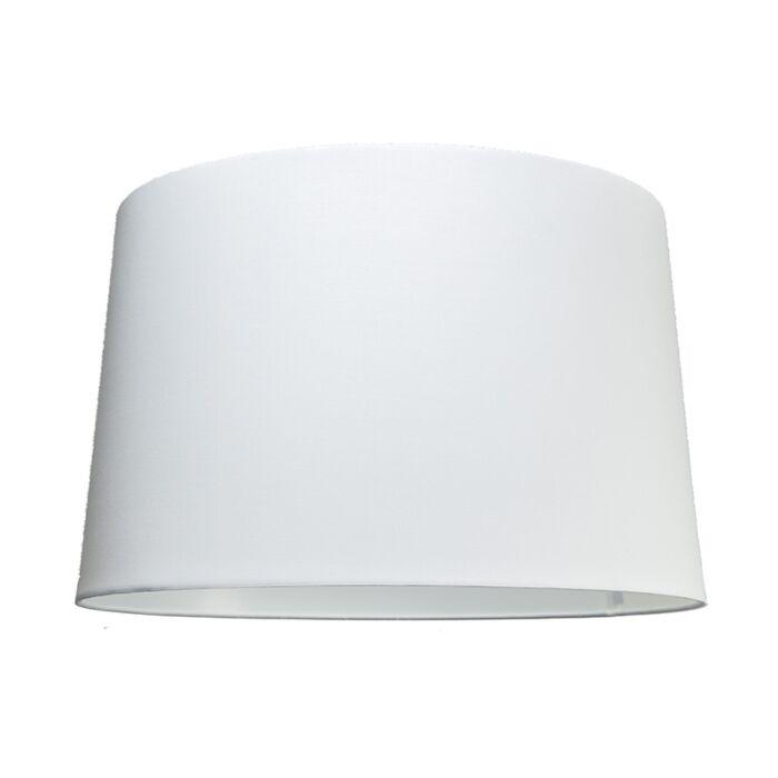 Lampskärm-'50cm-R-SU-E27'-Nej-vit/tyg-Passande-för-LED