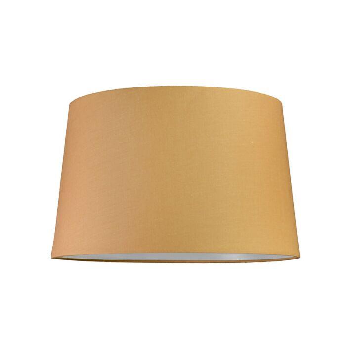 Lampskärm-'40cm-R-SU-E27'-Nej-beige/tyg-Passande-för-LED