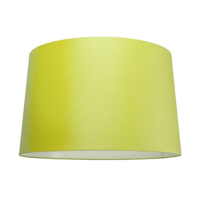 Lampskärm-'50cm-R-SU-E27'-Nej-grön/tyg-Passande-för-LED