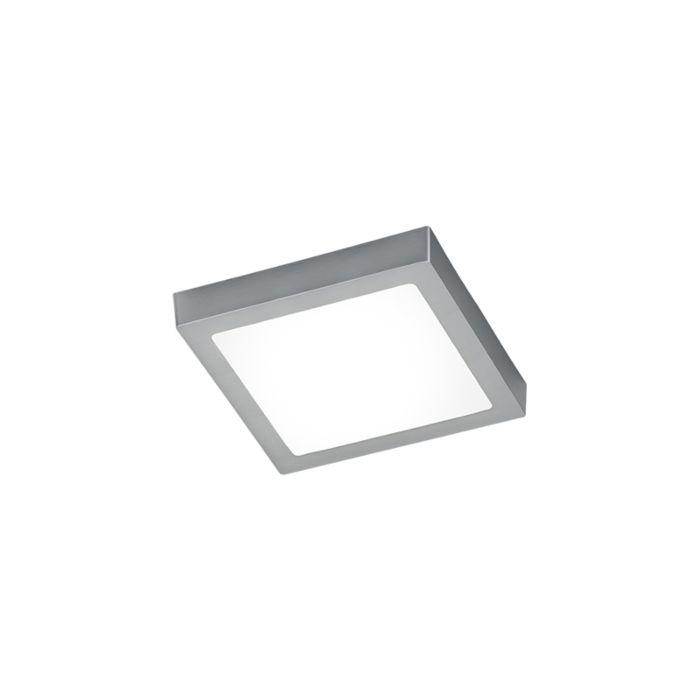 Plafond-'Boy'-Moderna-stål---LED-inkluderat-/-Inomhus