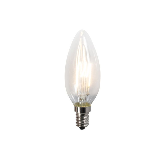 Kronljuslampa-E14-LED-2-Watt-110-Lumen-Varmvitt