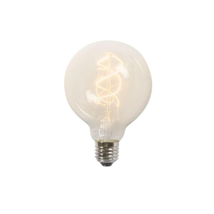 E27-LED-glödlampa-G95-5W-300lm-2200K