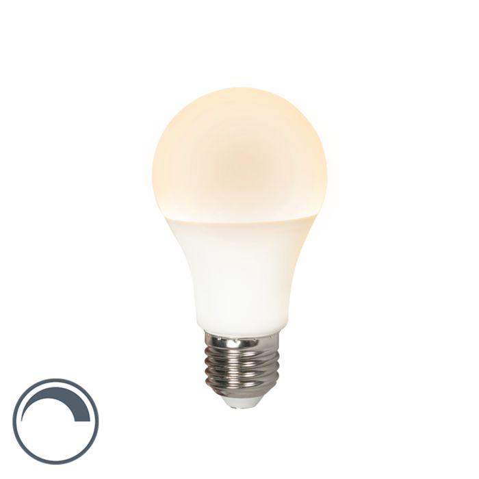 LED-lampa-E27-240V-12W-1200lm-A60-dimbar
