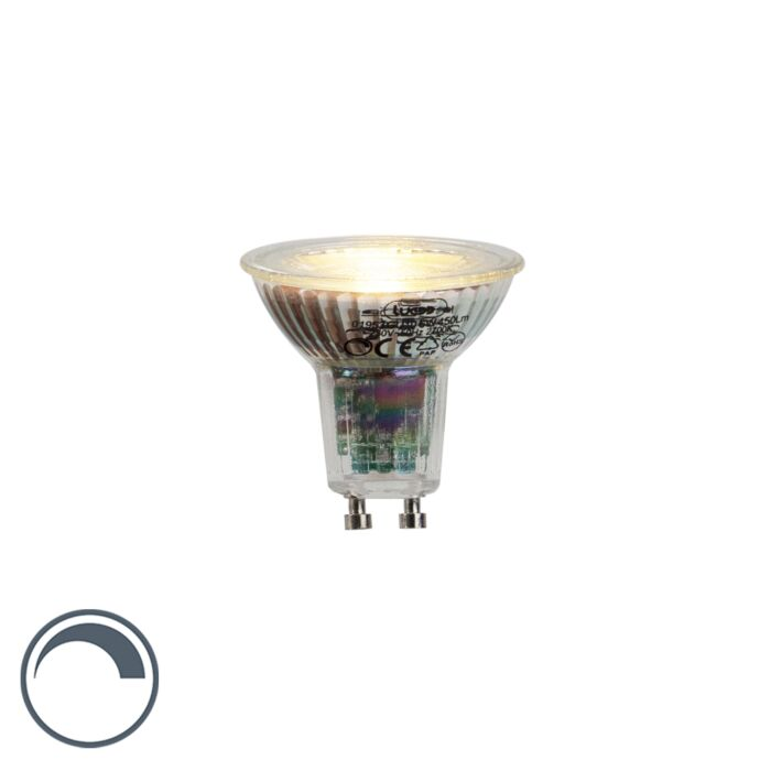 GU10-LED-lampa-6W-450-lumen-2700K-dimbar