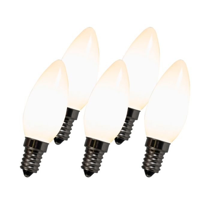 Kronljuslampa-E14-LED-2-Watt-200-Lumen-Varmvitt
