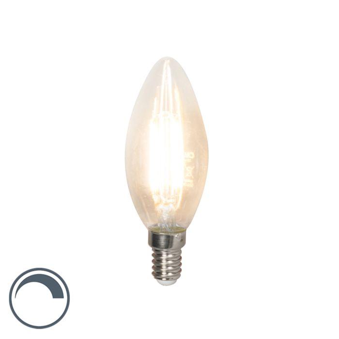 E14-dimbar-LED-glödlampa-B35-3.5W-350-lm-2700K