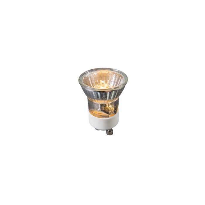 GU10-Halogen-35-Watt-220-Lumen-Varmvitt-Dimbar