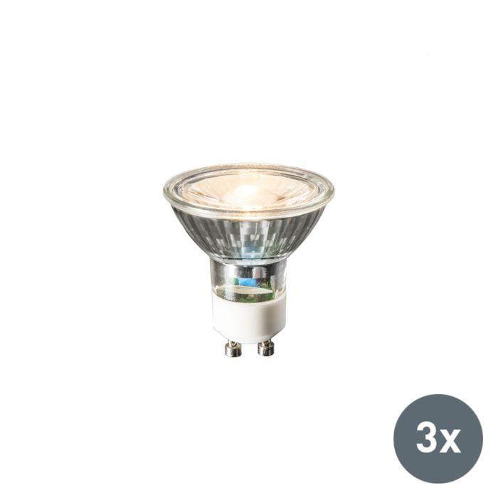 GU10-LED-6-Watt-450-Lumen-Varmvitt-Dimbar
