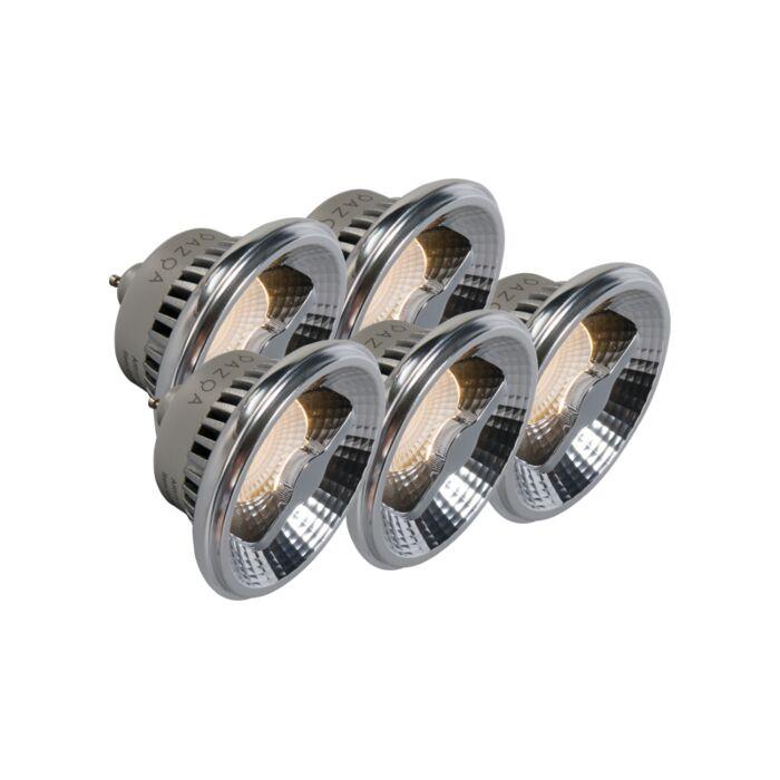 GU10-LED-12-Watt-600-Lumen-Varmvitt-Dimbar