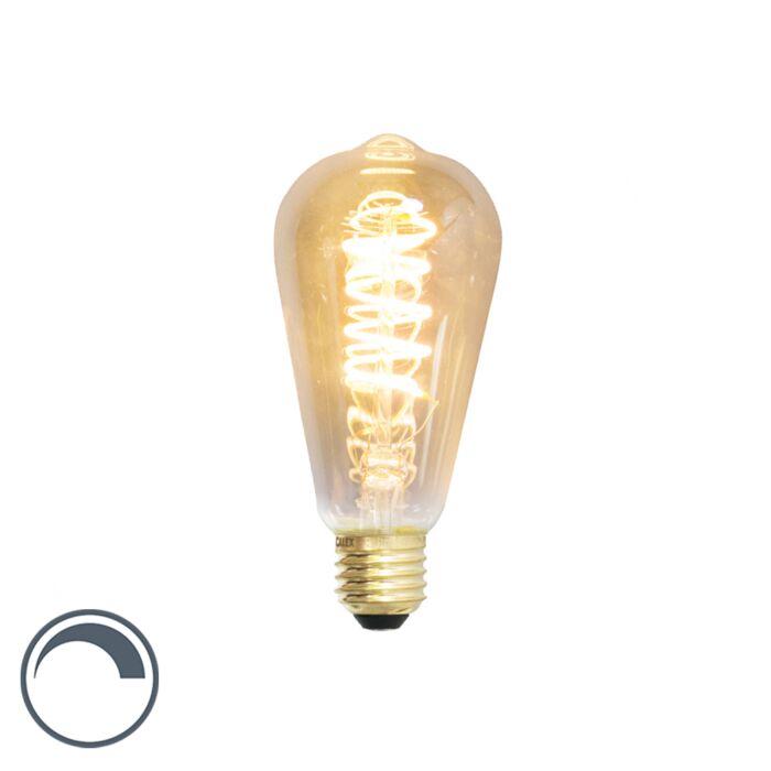 E27-dimbar-LED-glödlampa-ST64-4W-200-lumen-2100K