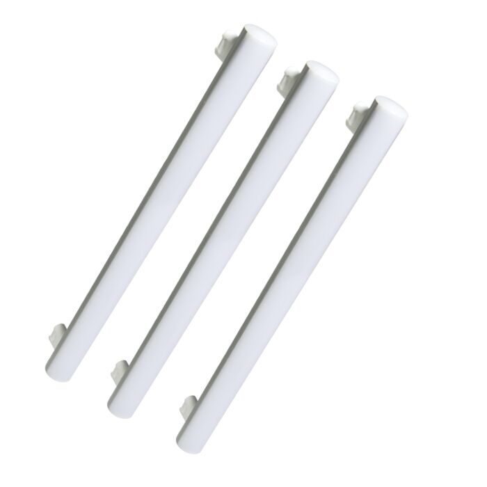 (Ej-utbytbar)-LED-lampa-LED-7-Watt-610-Lumen-Varmvitt