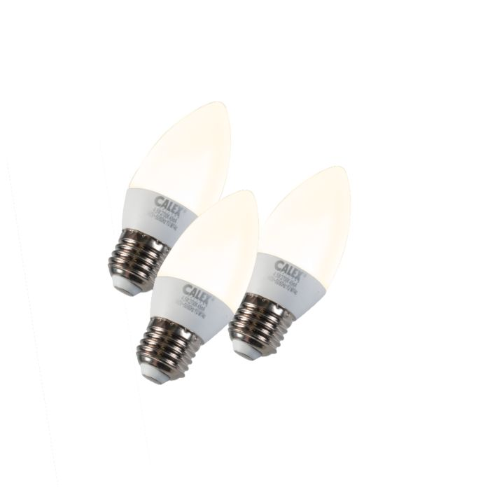 E27-LED-5-Watt-330-Lumen-Varmvitt-Dimbar