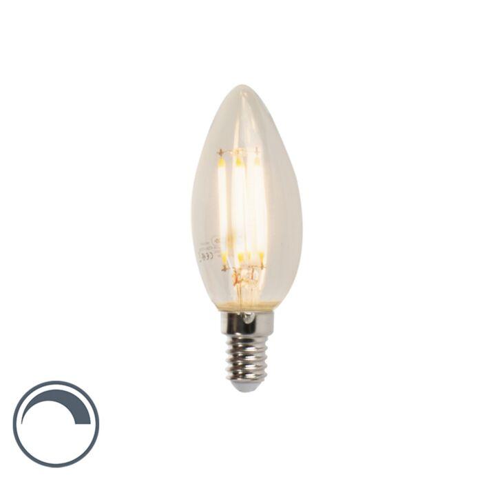E14-dimbar-LED-glödlampa-B35-5W-470lm-2700K