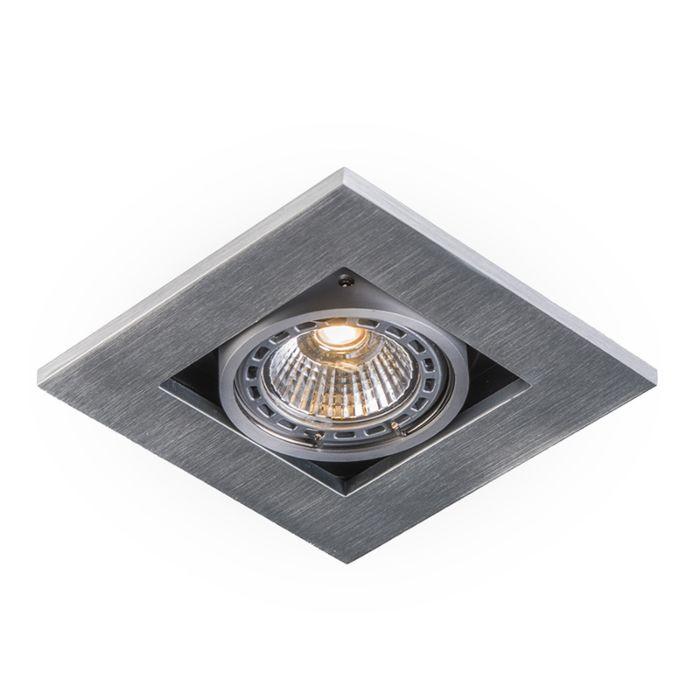 Inbyggt-spot-aluminium---Qure