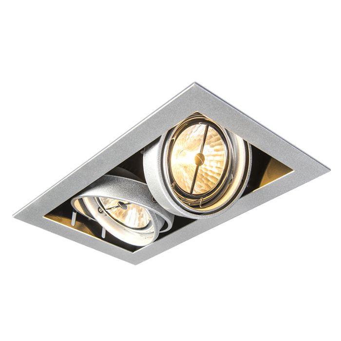Rektangulär-inbyggd-spot-aluminium---Oneon-111-2