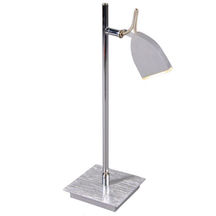 Bordslampa-'Space-1'-Design-aluminium---LED-inkluderat-/-Inomhus