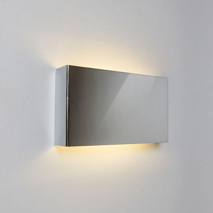 Wandlamp-Otan-chroom-LED