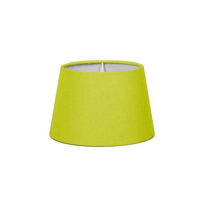 Lampskärm-'18cm-R-SD-E27'-Nej-grön/tyg-Passande-för-LED