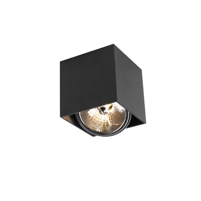 Design-spot-square-1-ljus-svart-inkl.-1-x-G9---Box