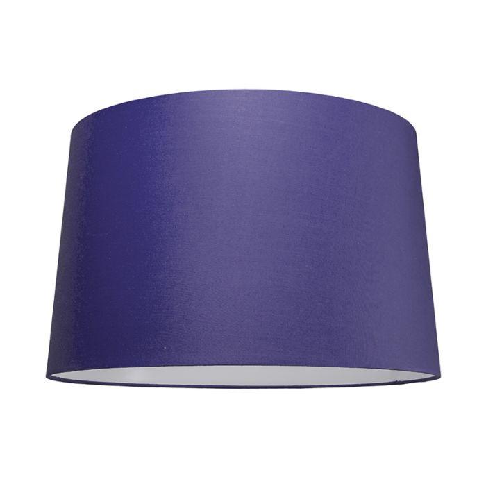 Lampskärm-'50cm-R-SU-E27'-Nej-lila/tyg-Passande-för-LED