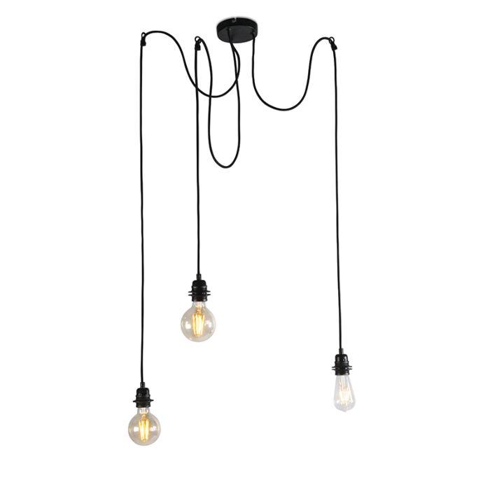 Industriell-hänglampa-svart---Cava-3
