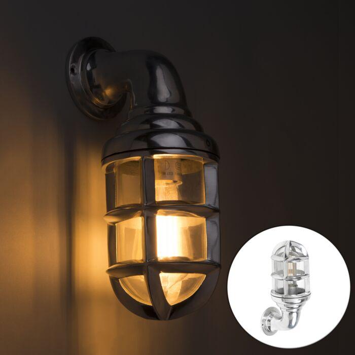 Vägglampa-krom---Nautica-2
