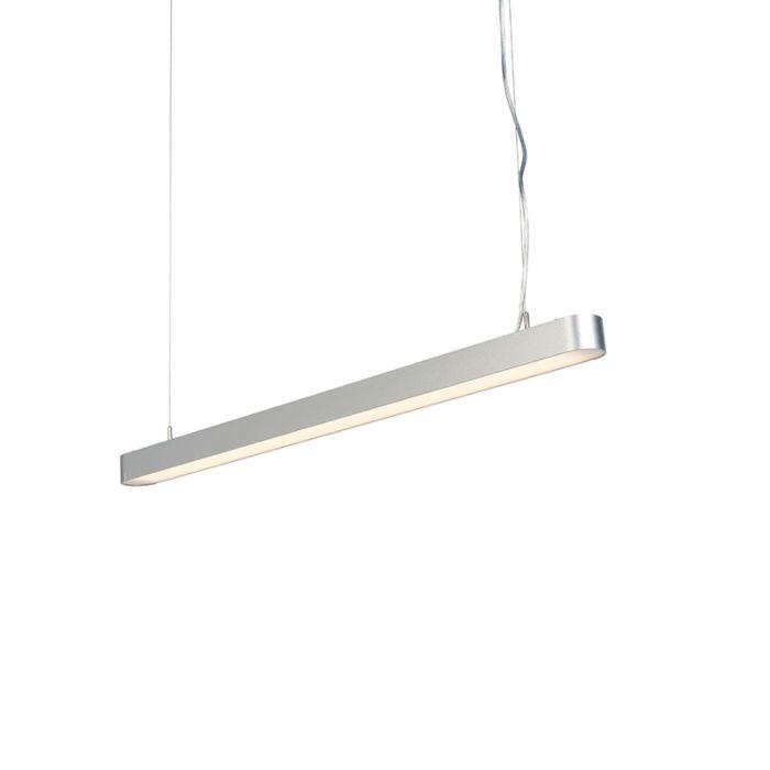 Taklampa-'HL-Duct-LED'-Moderna-aluminium/polyester---LED-inkluderat-/-Inomhus