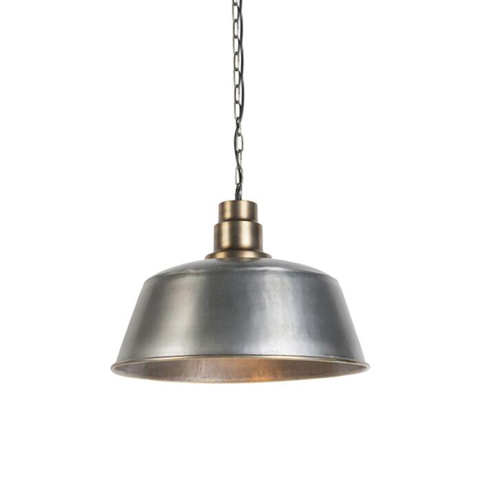 Taklampa-'HL-Kanan'-Industriell-stål---Passande-för-LED-/-Inomhus