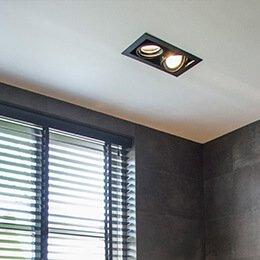 Lamporochljus - Ska du installera infällda spotlights