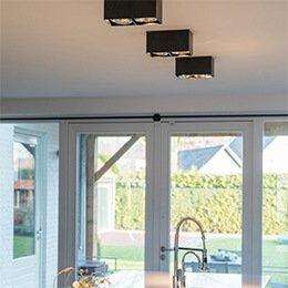 Lamporochljus - Ska du installera spotlights