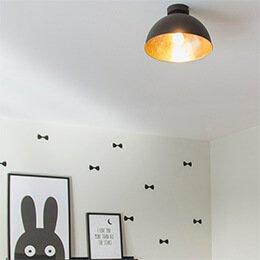 Lamporochljus - Ska du installera en taklampa