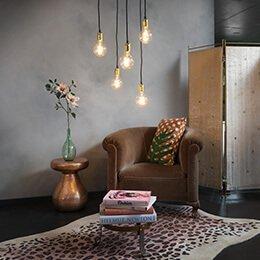 Lamporochljus - Ska du installera en plafond