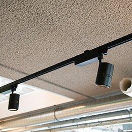 Lamporochljus - Ska du installera ett skensystem